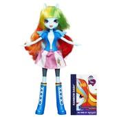 Кукла Рэйнбоу Дэш базовая My little pony Rainbow Dash equestria girls пони радуга