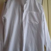 Белая хлопковая рубашечка!!!!