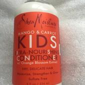 органичессий кондиционер для детских волос Shea Moisture