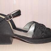 Босоножки,сандали для девочки, р-р 32-33, 20,5 см, Италия