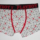 Трусы-боксеры Playboy  L