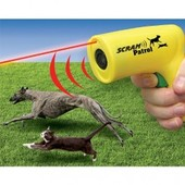 Карманный отпугиватель собак 0027 dog reppeler