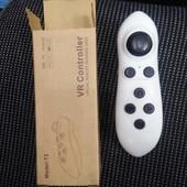 Пульт для VR BOX bluetooth бело черный, для очков