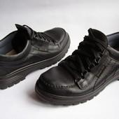 Кожаные ботинки Heierling (Swiss-Tex),р.43 – 28см.