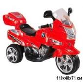 Детский мотоцикл BT-Boc-0068 Красный
