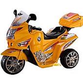 Детский мотоцикл BT-Boc-0068 Желтый