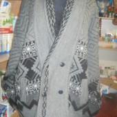 теплая мужская кофта