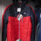 Зимняя Куртка Puma active norvay jacket Оригинал р. s-m-l