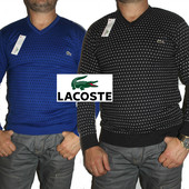 Шикарные мужские свитера Lacoste , Tommy Hilfiger, Ralph Lauren