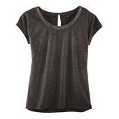 Нежная  серая футболка с украшением Esmara.  М