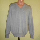 Пуловер ( 48 р.) 50% Шерсть