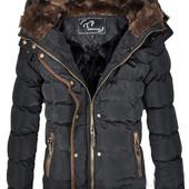 Женская зимняя короткая куртка ХЛ в наличии