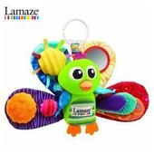 Оригинал!!! Подвесная развивающая игрушка Lamaze Павлин оригинал