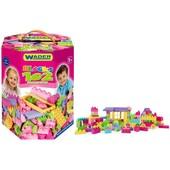Wader Конструктор 102 элемента для девочек 41291