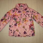 Деми курточка H&M 1-2 года 92 рост