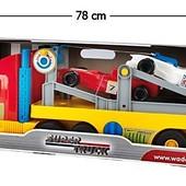 Авто Формула Super Truck , в кор. 79 28см, Тм Wader 36620