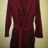 Шикарнейший мужской плюшевый халат F&F размер L/XL.