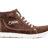 Ботинки Кожаные Мужские (082дк)