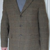 Пиджак твидовый yorkshire tweed J.Crew Англия