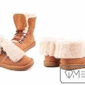 Модель № :W3674 Ботинки женские на искусственном меху