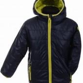 Легкая двухсторонняя куртка для мальчика 2-8 лет