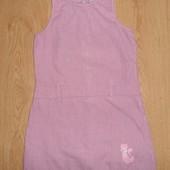 Платье, сарафан теплое Next  6 лет. 116 см, оригинал