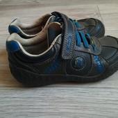 Clarks stompo Крепкие кожаные туфли р 27 9 G