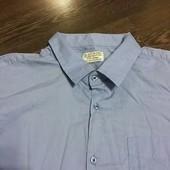 Хлопковая мужская рубашка от ТСМ-такко (германия), размер ххл