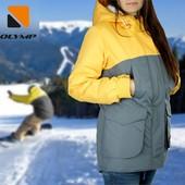 Куртка лыжная Olymp, р. XS-XL, зима -25с, код cve-0002