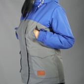 Куртка лыжная Olymp, р. XS-XL, зима -25с, код cve-0003