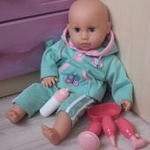 Кукла пупс Lotus Onda болеющий