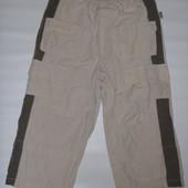штаны на х.б подкладке на 1-2 года