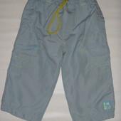 штаны на флисе на 1-2 года