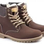 Новые осенне-зимние ботинки Tommy Hilfiger 37 размера