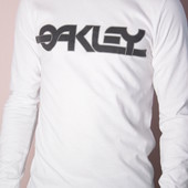 Лонгслив, футболка с рукавом Oakley, р.М
