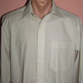 рубашка мужская р-р М-Л сост новой TU