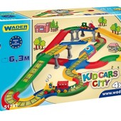 Wader Городок, 6,3м Kid Cars , Wader 51791