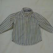 Рубашка Childrens Place на мальчика - 18 месяцев