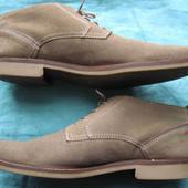 Bugatti Vanity D8026 (45, 29 см) замшевые ботинки мужские