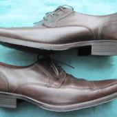 Canda (46, 29,5) кожаные туфли мужские