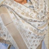 Палантин шарф двусторонний Louis Vuitton