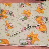 Детское стёганное одеяло