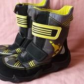 Ботинки Superfit Gore-Tex р. 36 стелька 23, 5 см