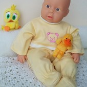 Кукла пупск Zapf Creation Германия 28 см