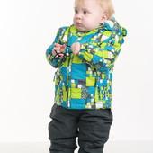 Детский термокомбинезон куртка полукомбинезон для мальчика 80,86см Чехия Пидилиди