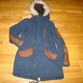 Стильная молодежная куртка парка Crux р.S-M