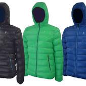 Мужская зимняя молодежная спортивная куртка