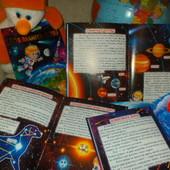 """Надзвичайно якісна яскрава,зручна та захоплююча, глянцева дитяча енциклопедія """"Моя планета - Земля"""""""
