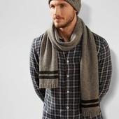 Теплый шарф от Tchibo