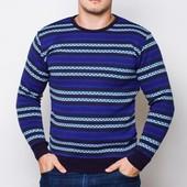 Теплый мужской свитер 48-50, 52, 54